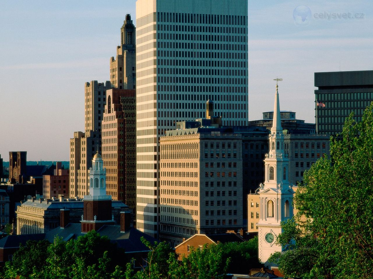 Providence Rhode Island City Wallpaper Pictures 1280x960