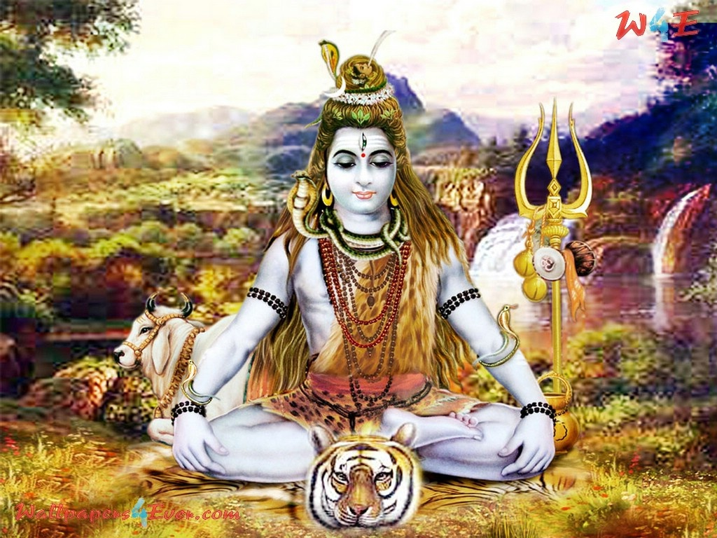 hd shiva wallpapers hd wallpaperlord shiva wallpaper of lord shiva 1024x768