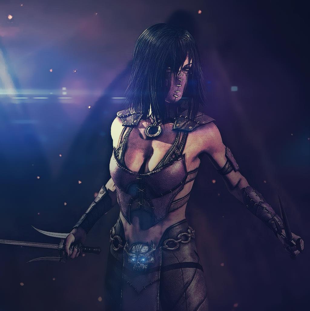 Mortal Kombat X Mileena Wallpaper - WallpaperSafari