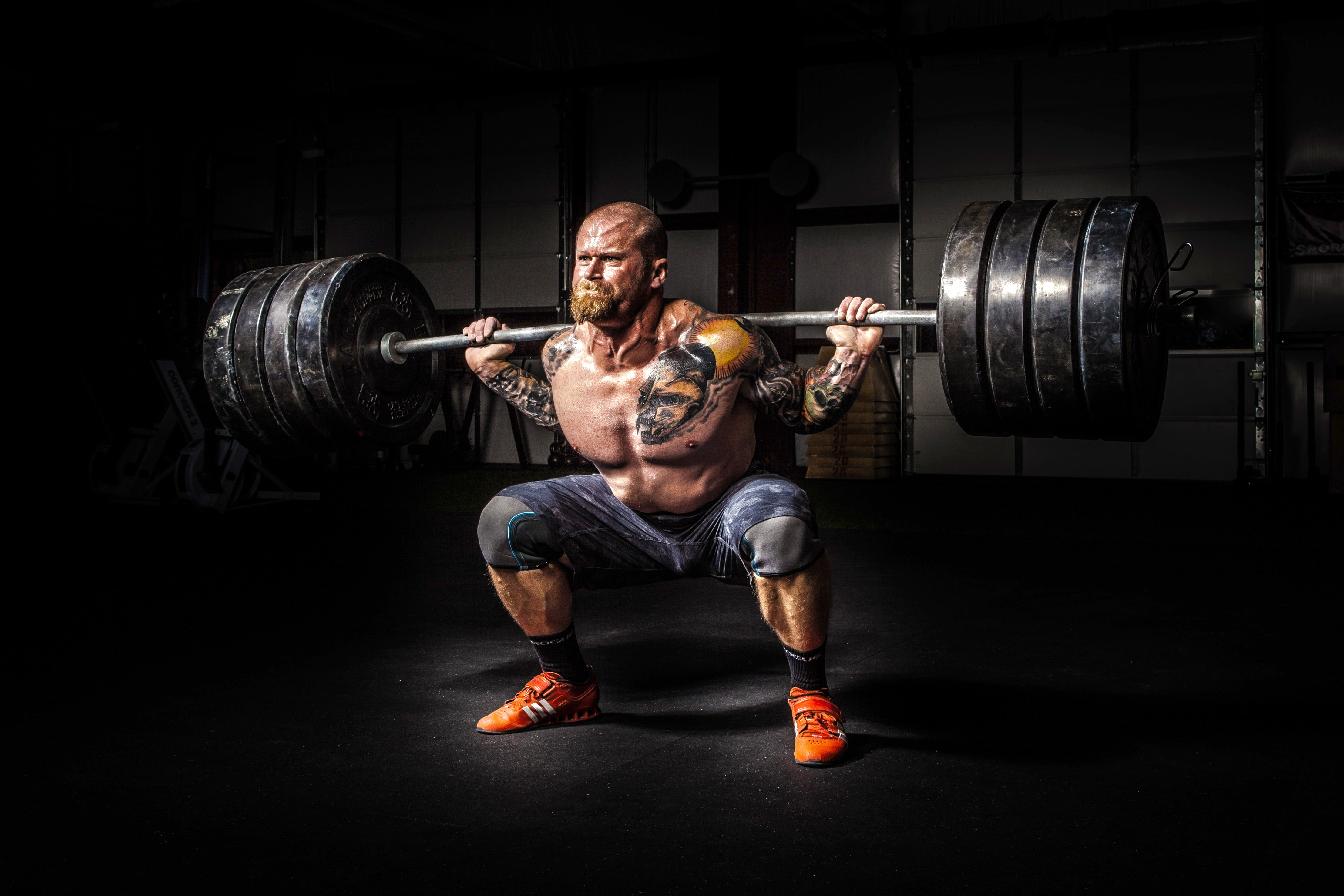 Man person power strength HD wallpaper Wallpaper Flare 4432x2955