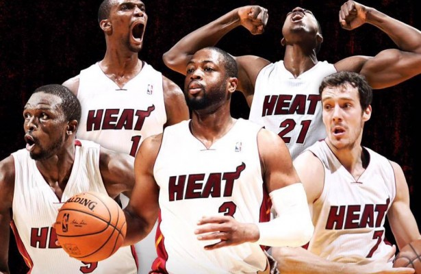 Miami Heat News Rumors Schedule Videos and Wallpapers for Heat 615x400