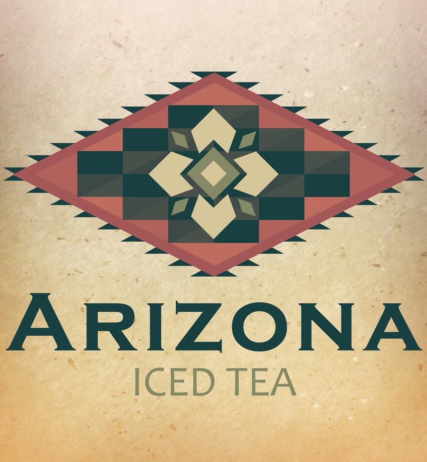 Arizona Iced Tea Logo Redesign by Marissa Meza 860x929