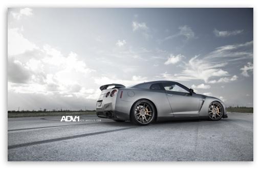ADV1 Nissan GTR R35 2 HD wallpaper for Standard 43 54 Fullscreen 510x330