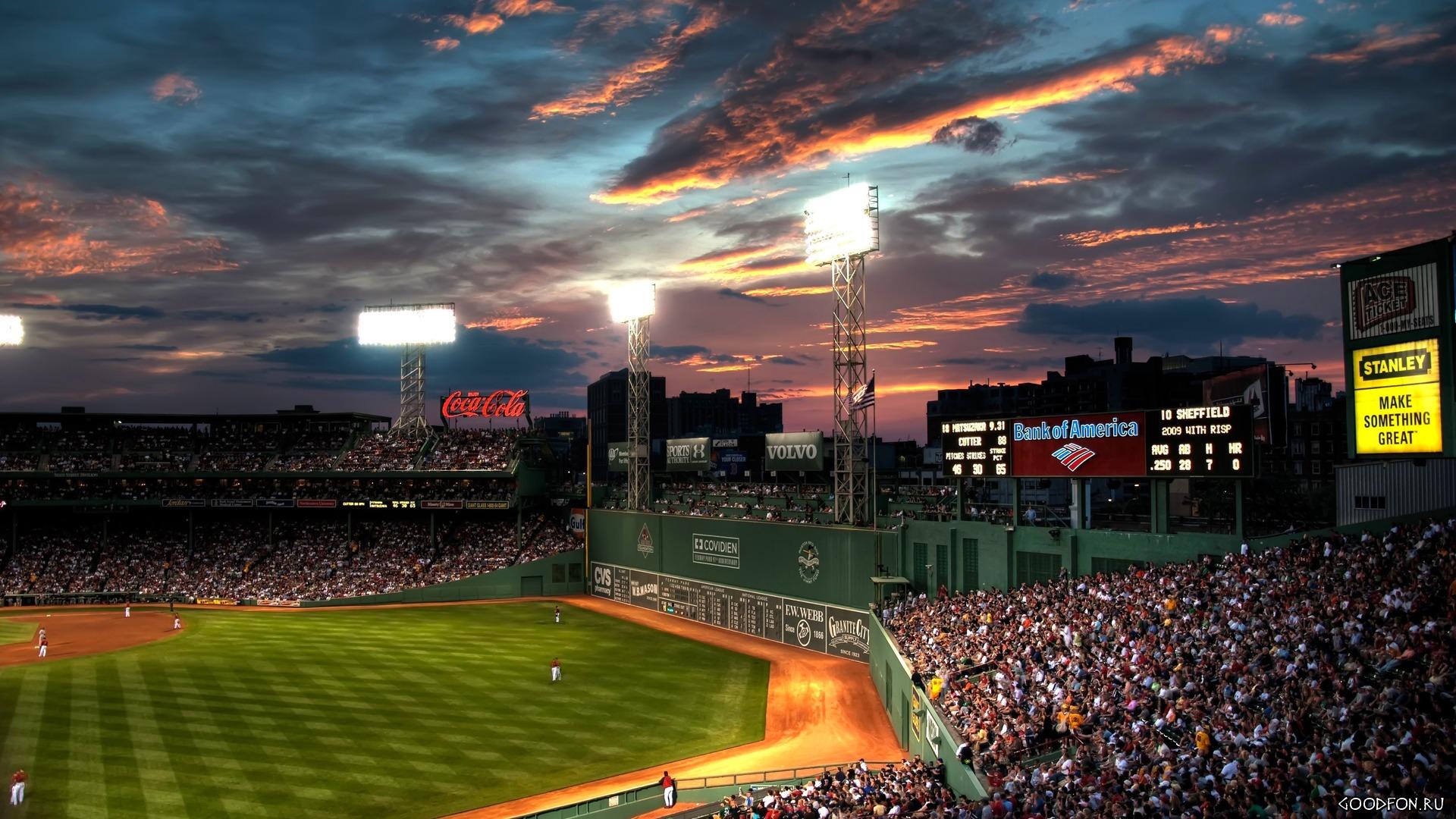 wwwfreecodesourcecomwallpaperswallpaperStadium For Baseball 1920x1080