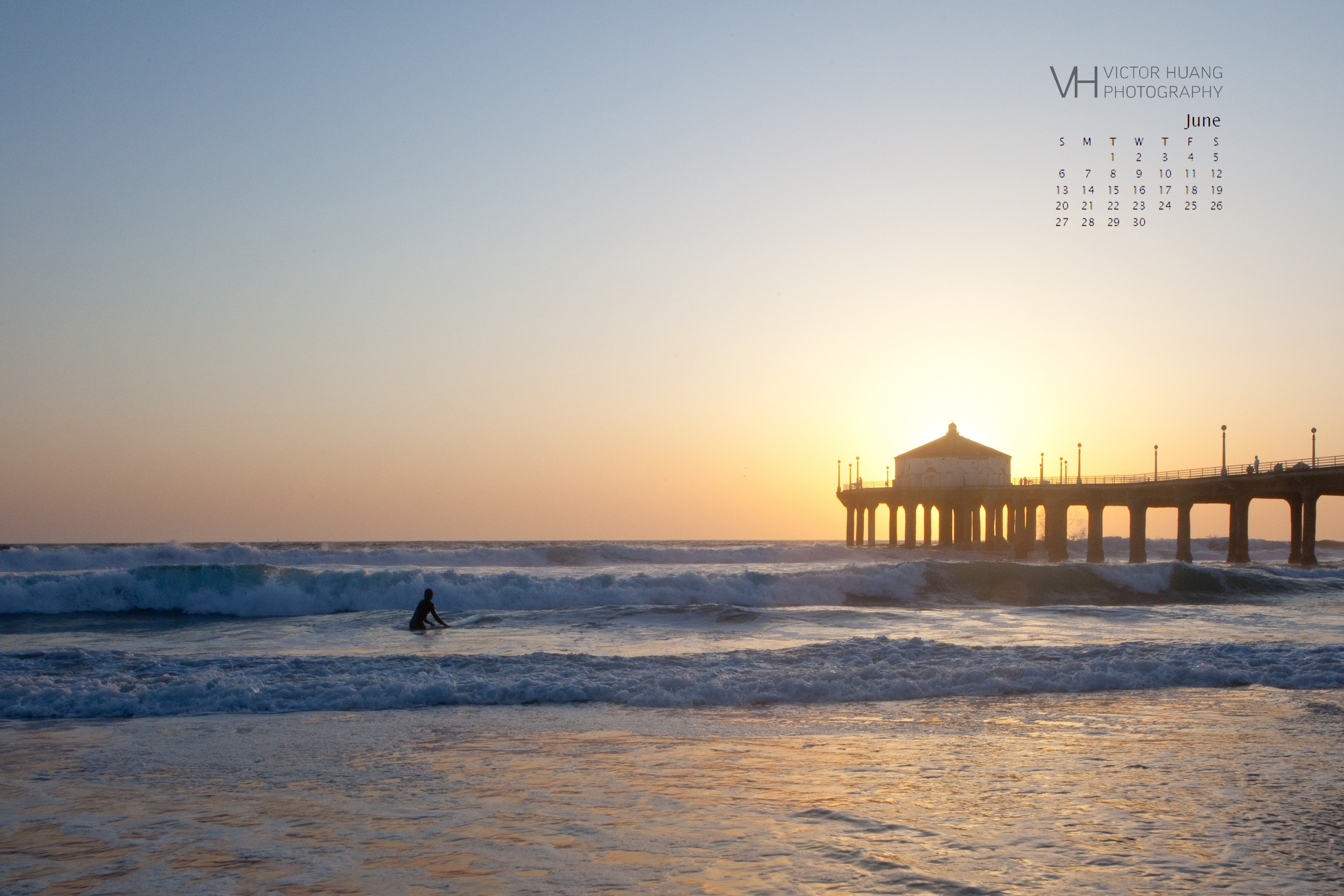 Manhattan Beach Wallpaper: California Wallpaper For Background