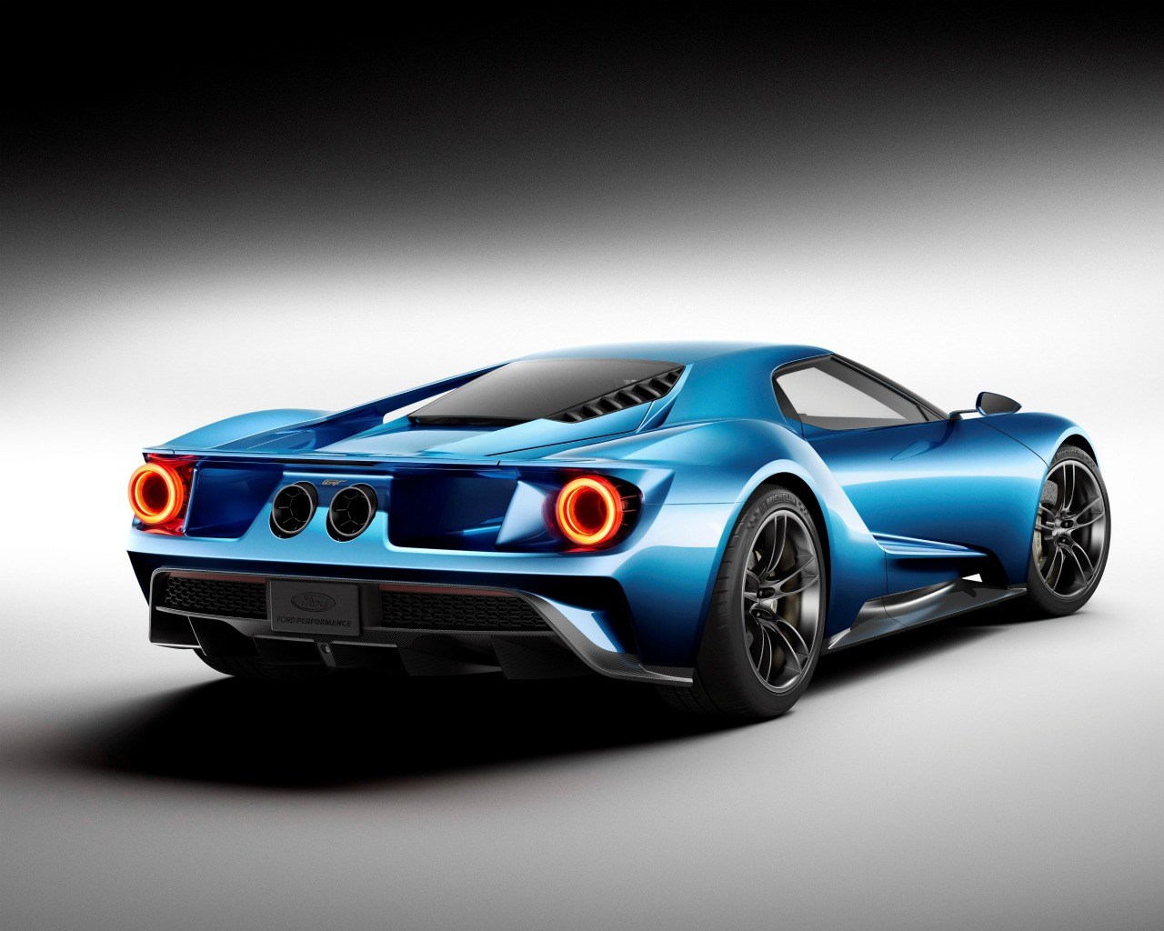 Supercar 2017 Ford GT Car wallpaper 1280x1024 1280x1024