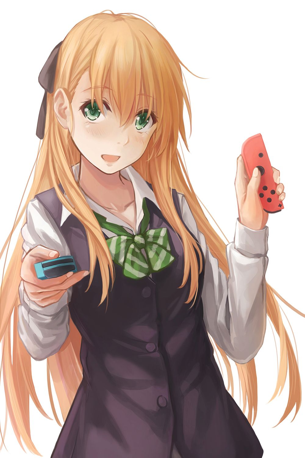 Anime 1000x1500 gamers anime girls Karen Tendou animes Gamers 1000x1500