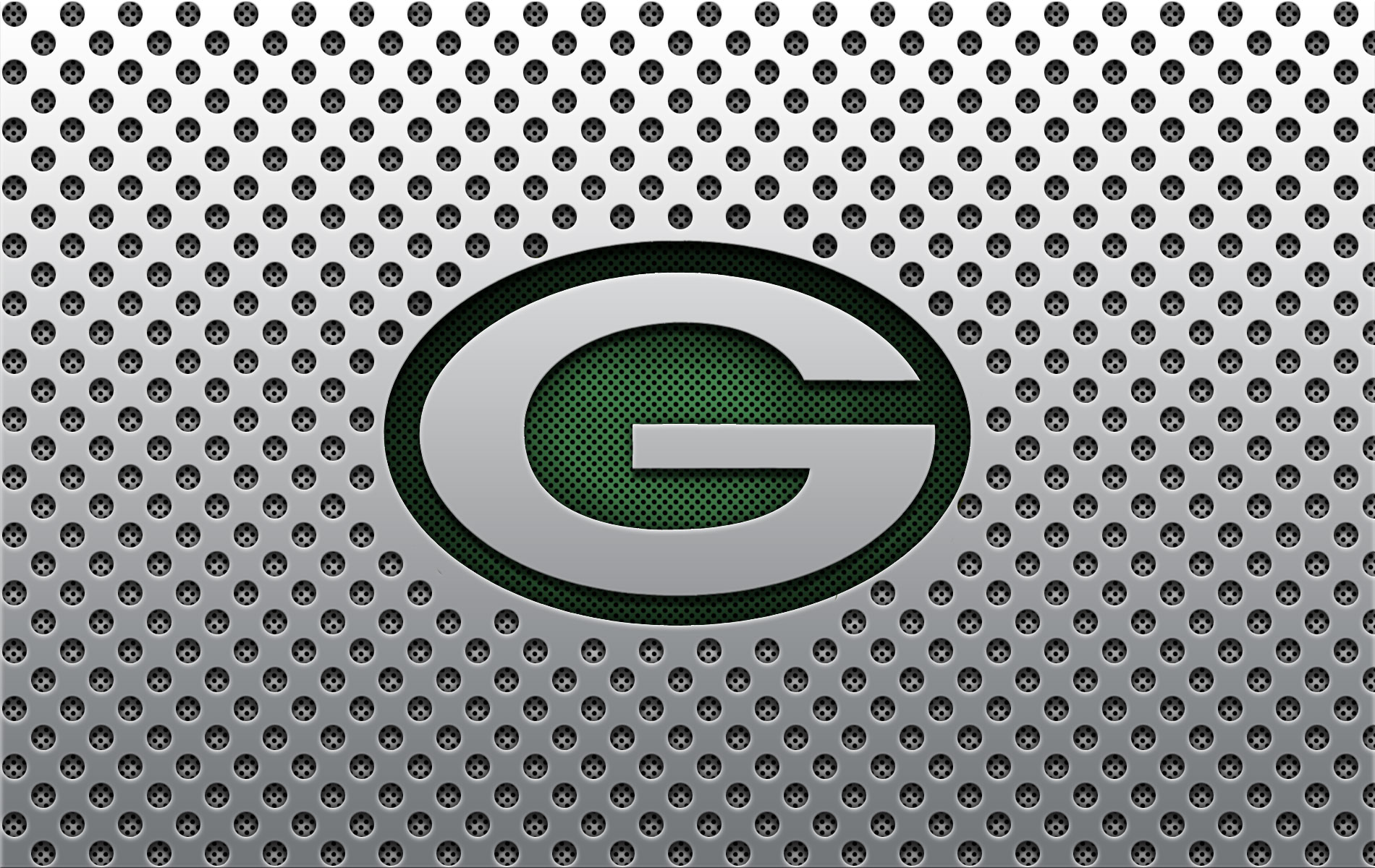 Green Bay Packers Logo Wallpaper 365 Days of Design 1900x1200