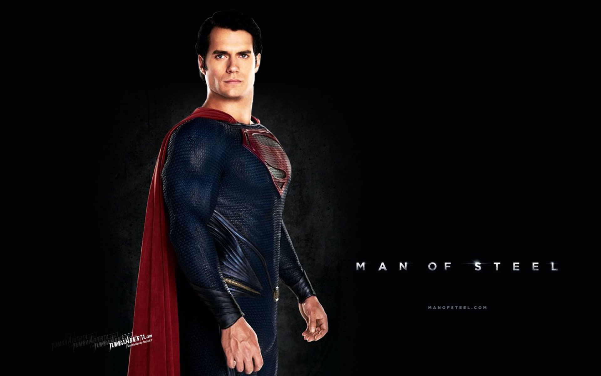 wallpaper hd man of steel hombre de acero 1920x1200 hd v3jpg 1920x1200