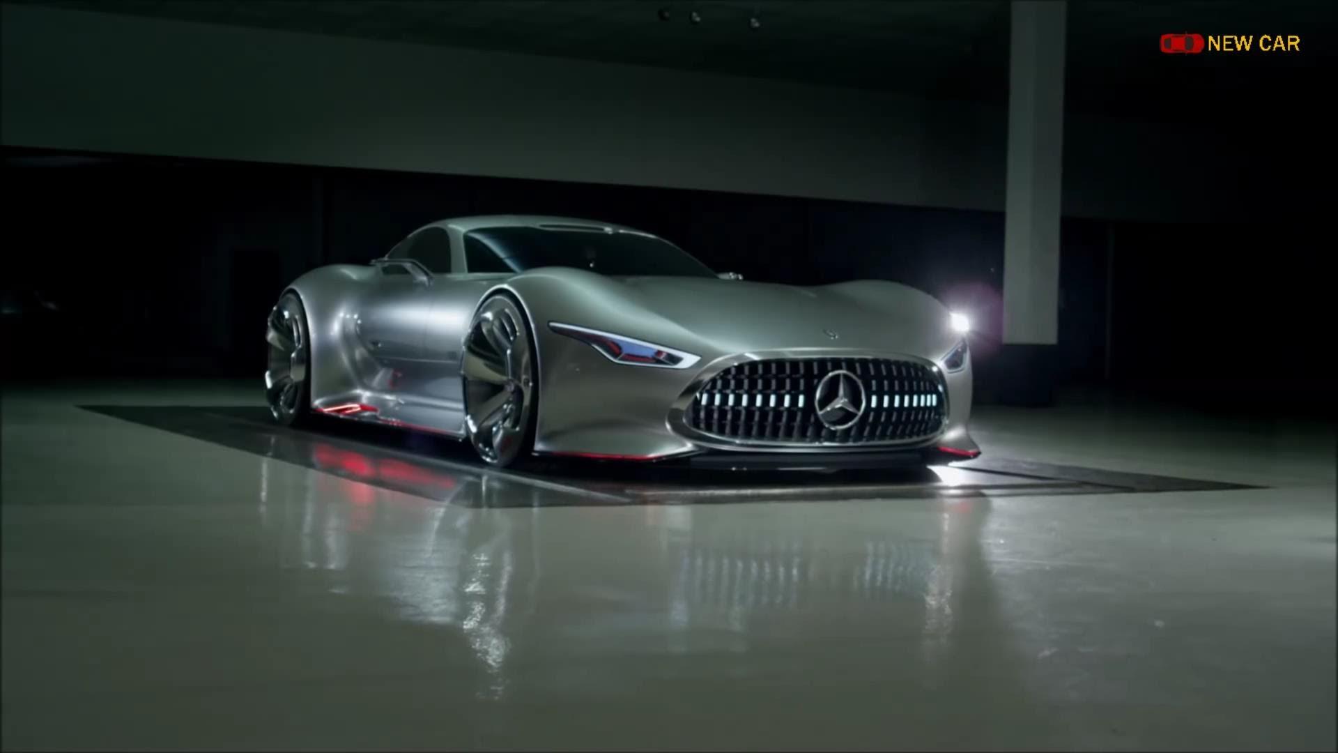2015 Mercedes Benz AMG Vision Gran Turismo   Concept Car 1920x1080