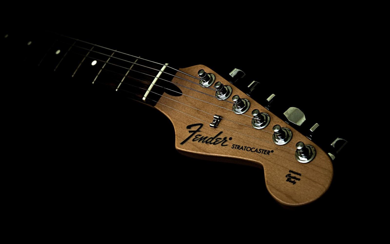 Electric Guitar Wallpaper Hd Fender guitar 1600x1000