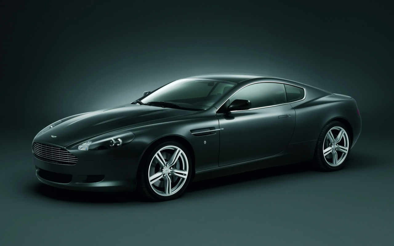 Aston Martin DB9 wallpaper 1666 1280x800