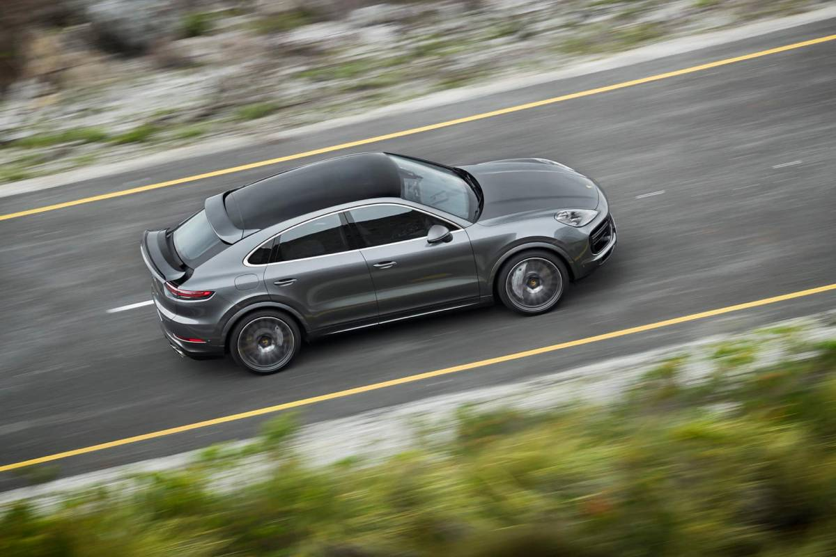 Porsche Cayenne Coupe Wallpaper 1200x800   Full HD Wall 1200x800