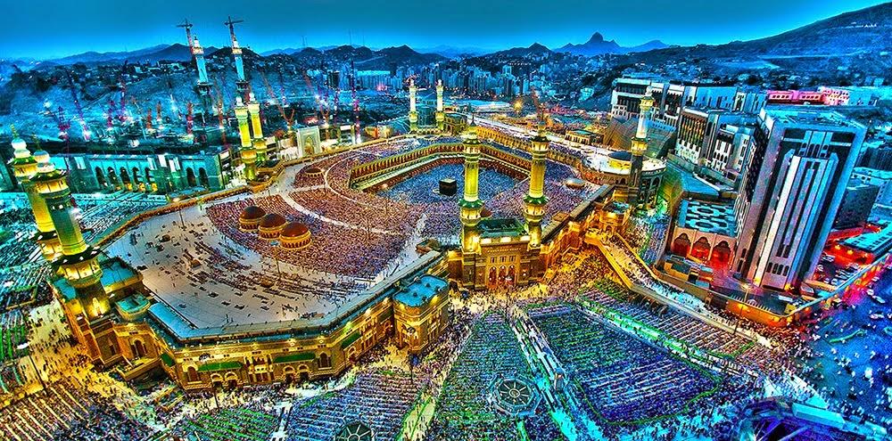 Mecca HD Wallpaper - WallpaperSafari