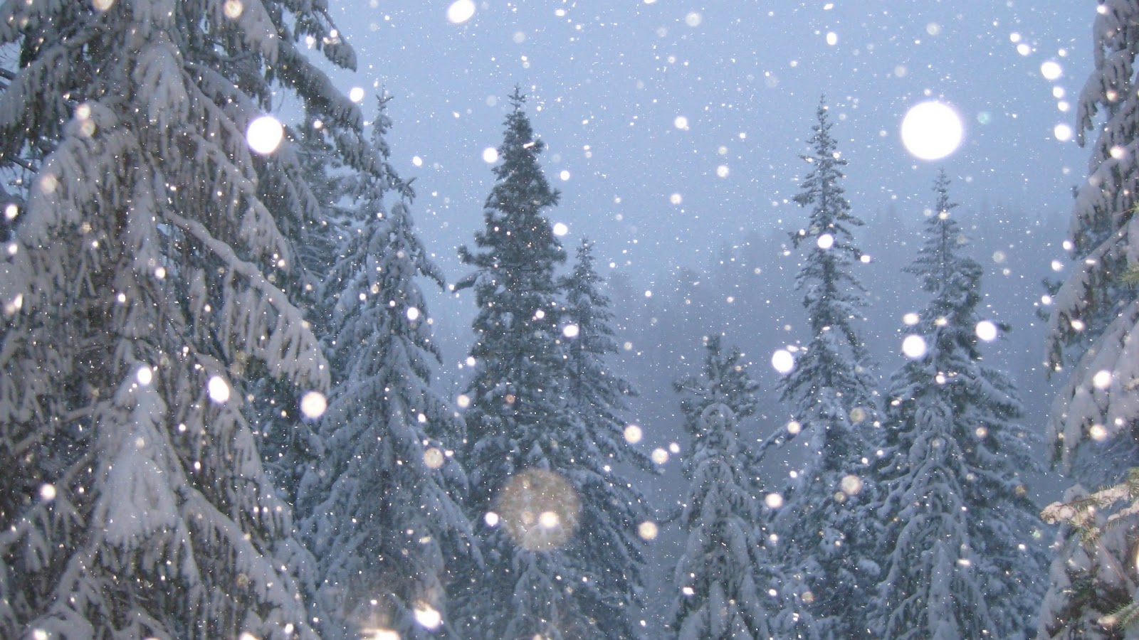 Christmas Wallpaper Moving Snow Falling - WallpaperSafari