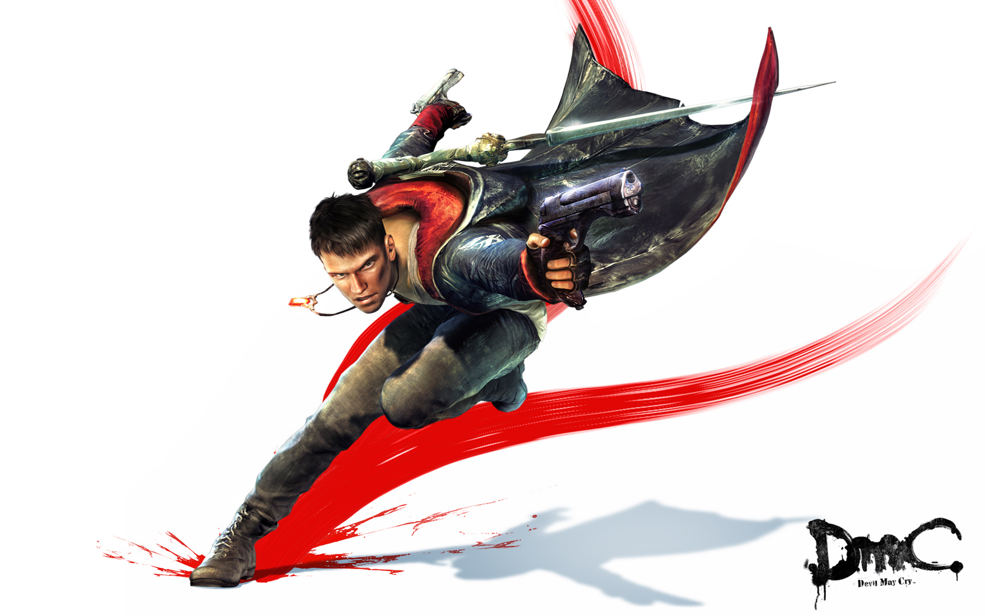 DmC Devil May Cry Wallpapers HD Wallpapers 1920x1200