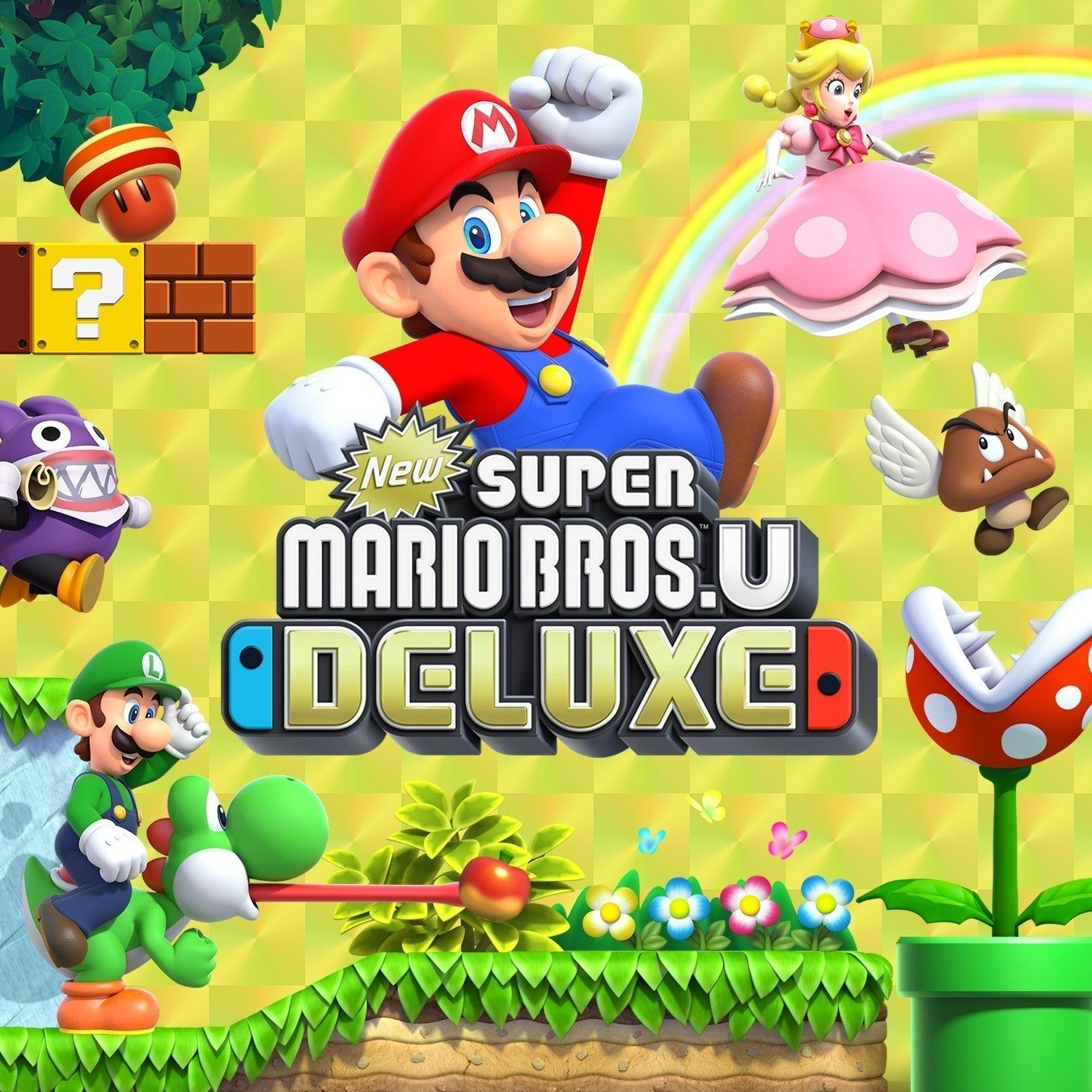 New Super Mario Bros U Deluxe   IGNcom 1350x1350