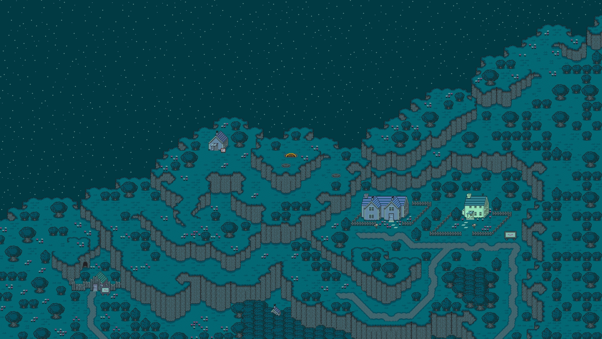 44 Earthbound HD Wallpapers Backgrounds 1920x1080