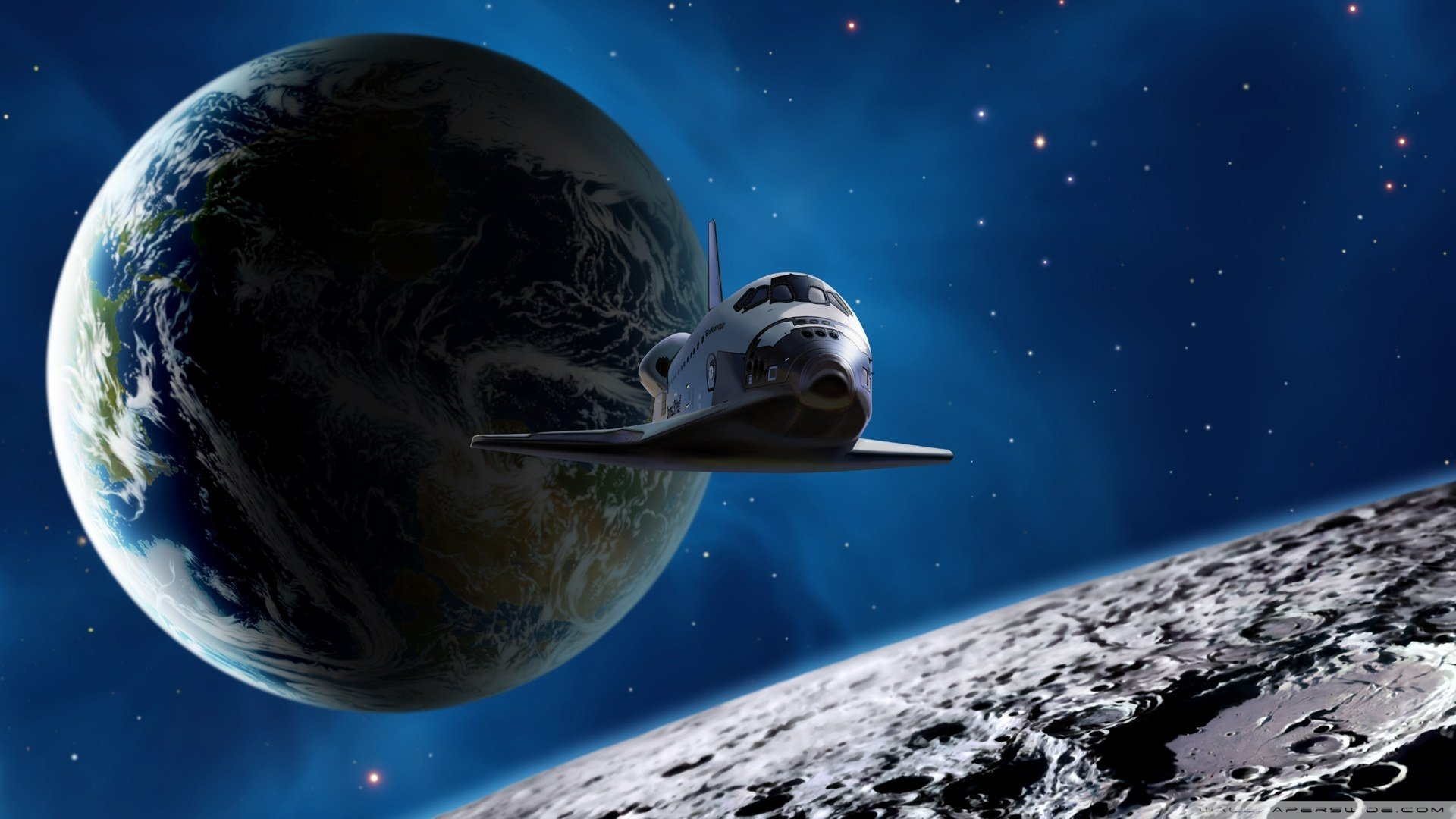 Space Shuttle HD 3D Wallpapers (page 3) - Pics about space