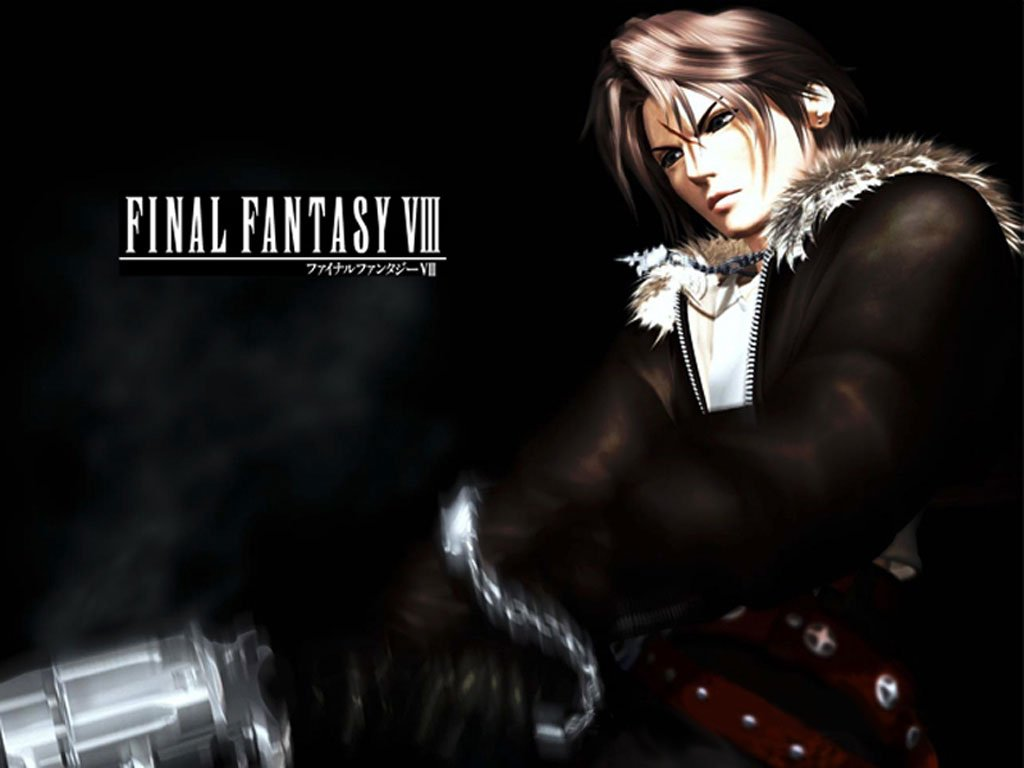Final Fantasy VIII FFVIII FF8   Wallpapers 1024x768