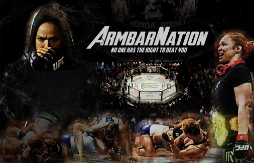 Ronda Rouseys Official Book Tour Released ArmbarNation 506x326