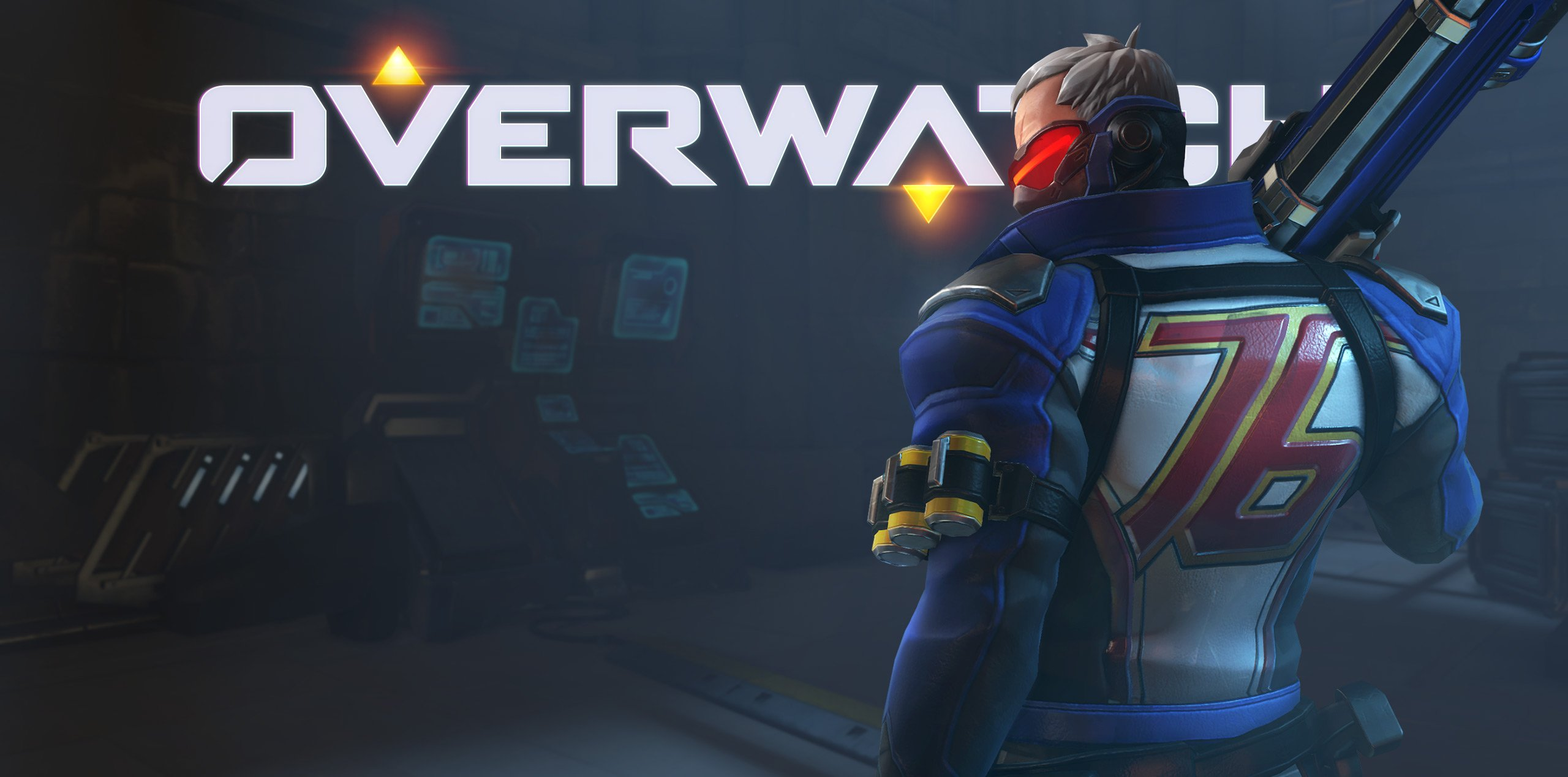 Overwatch Wallpaper Dual Monitor: Overwatch Dual Monitor Wallpaper