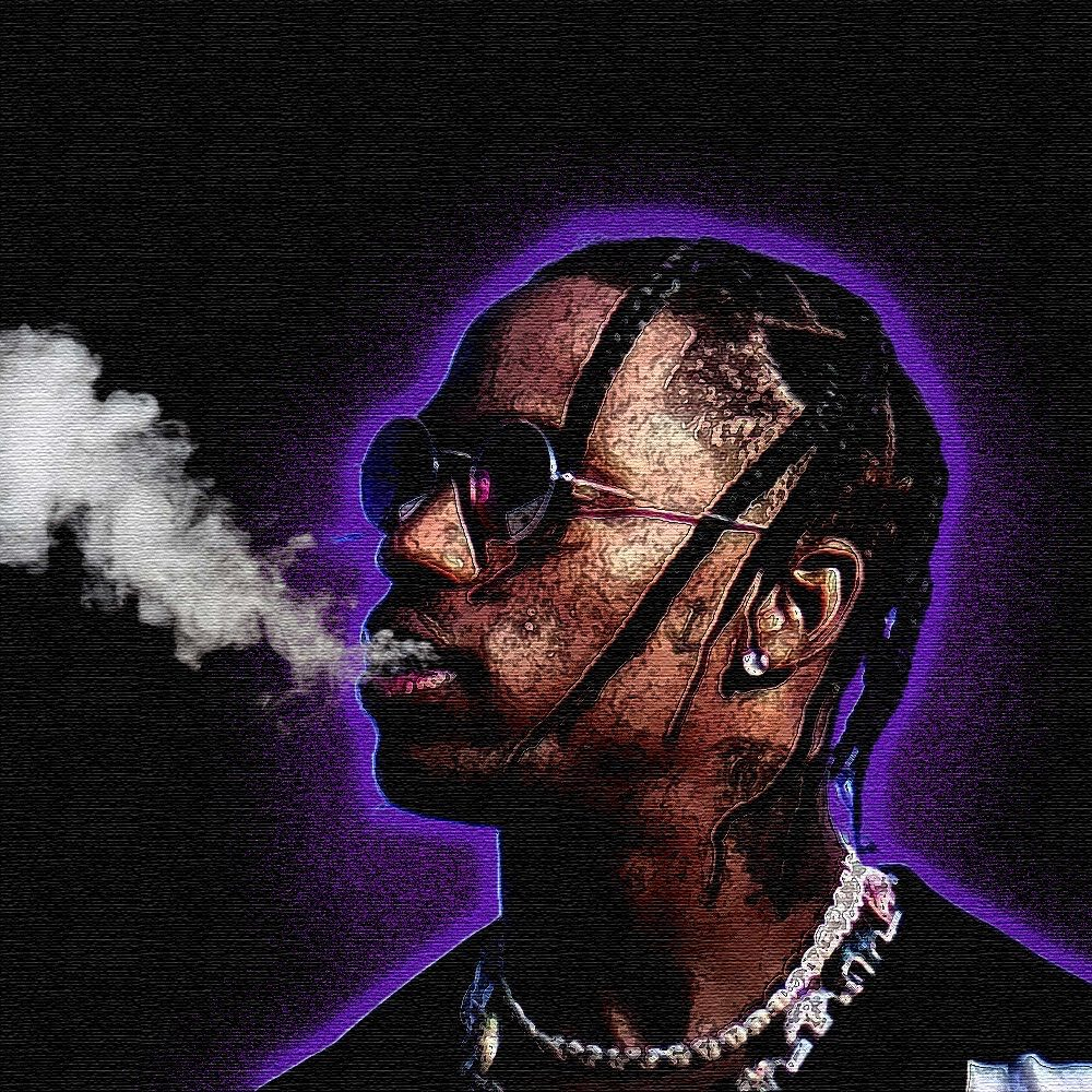 Travis Scott WallpapersEdits   Album on Imgur 1000x1000