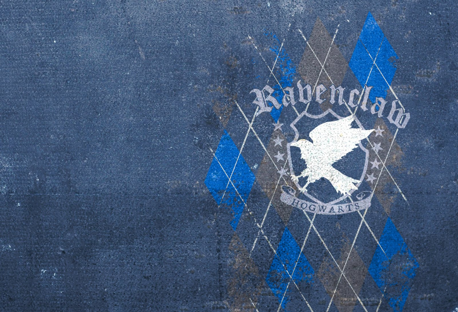 Argyle Addiction Ravenclaw Argyle Wallpaper 1600x1089