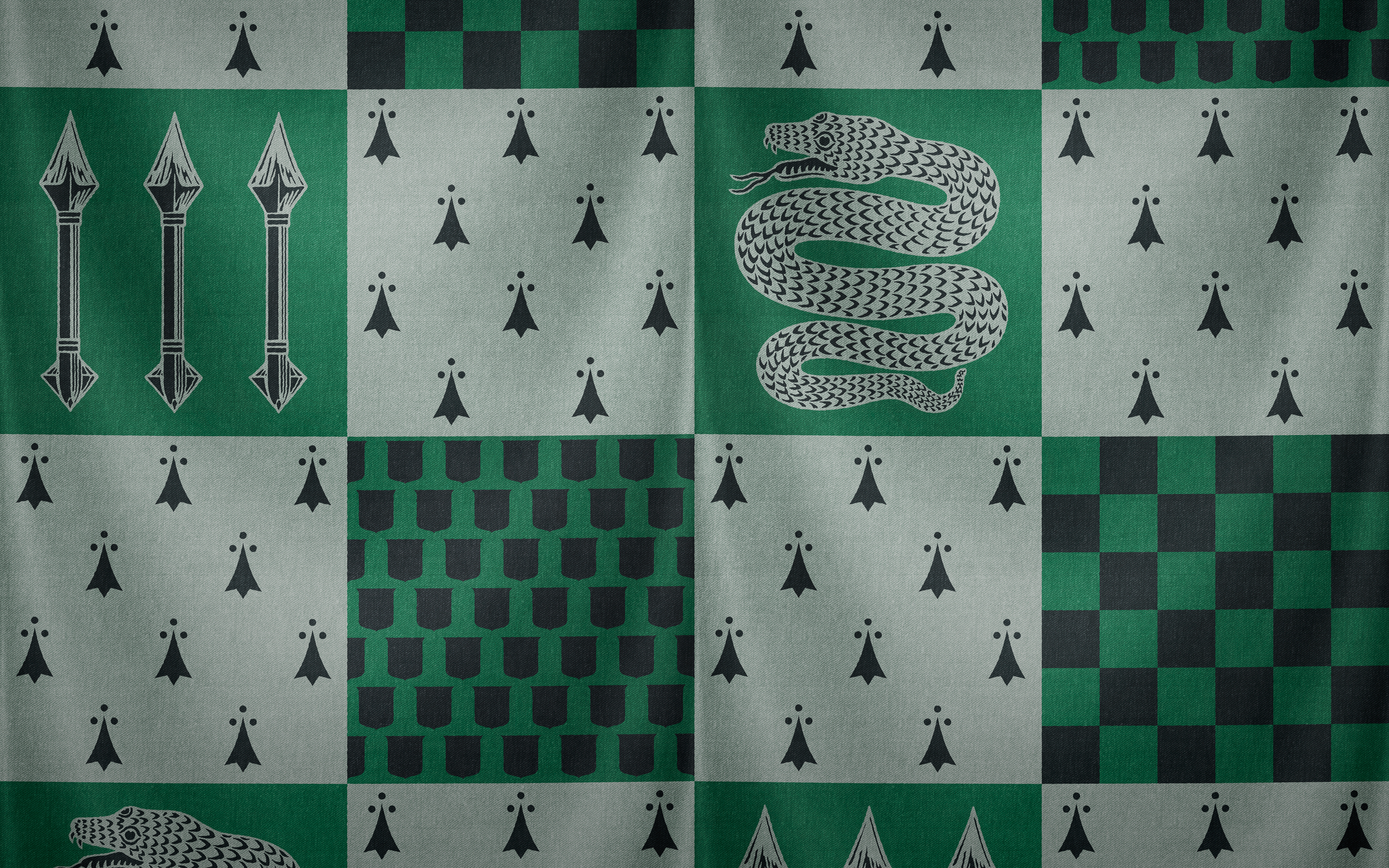 slytherin iphone wallpaper wallpapersafari