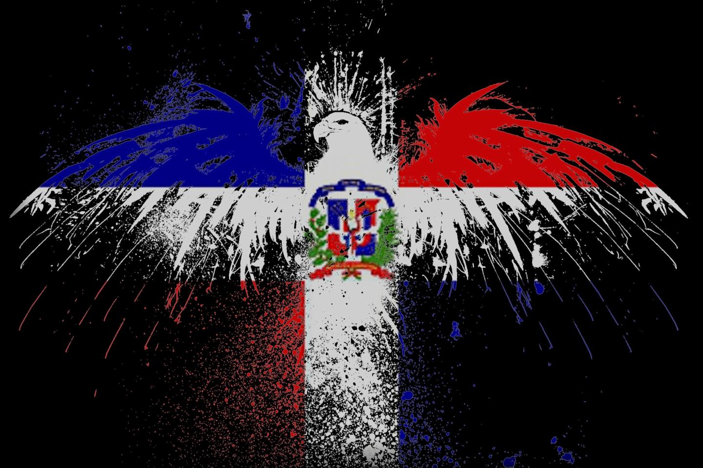 dominican republic flag HD Wallpaper   General 504883 1440x960