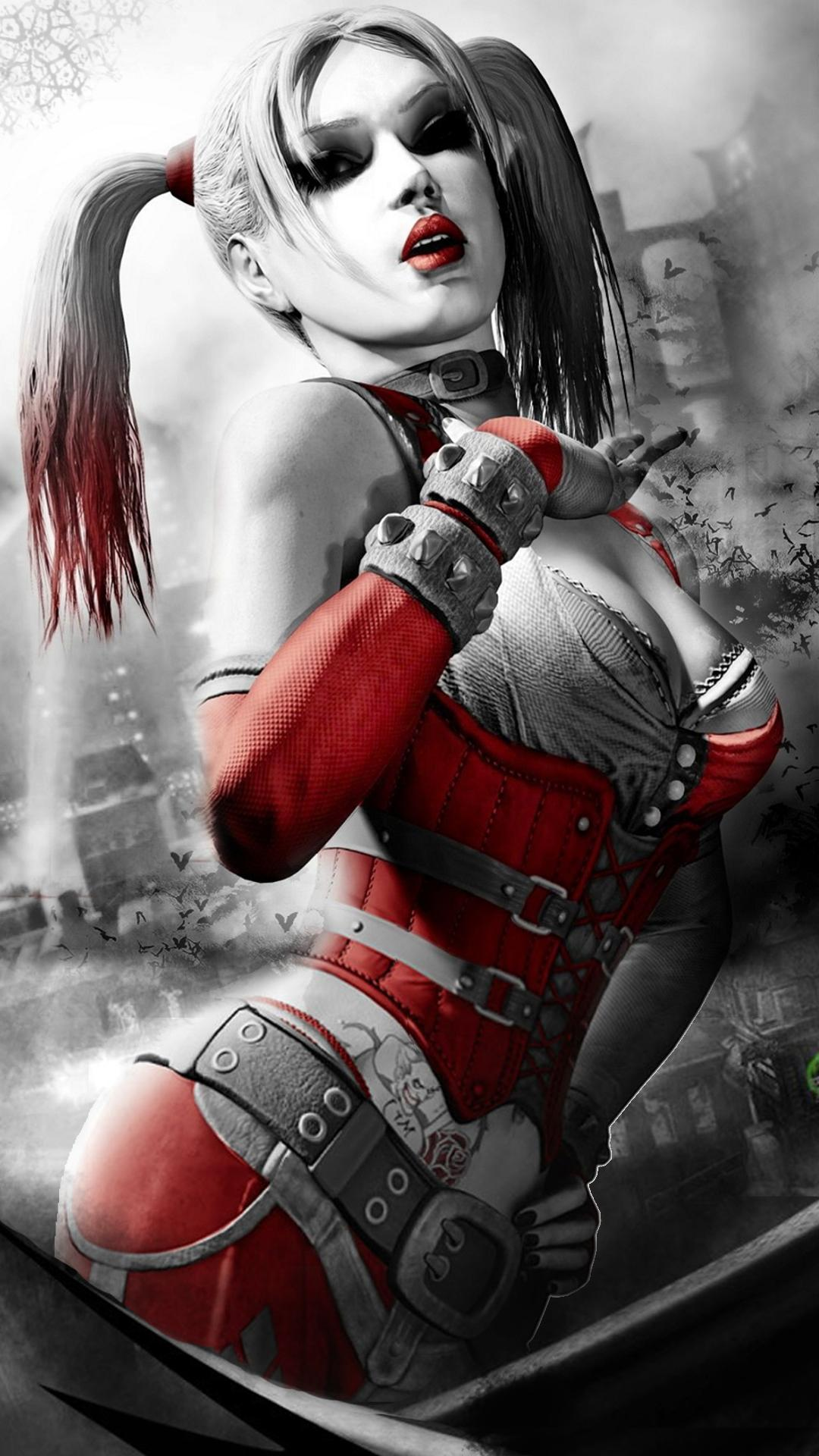 Harley Quinn Iphone 6 Wallpaper Wallpapersafari