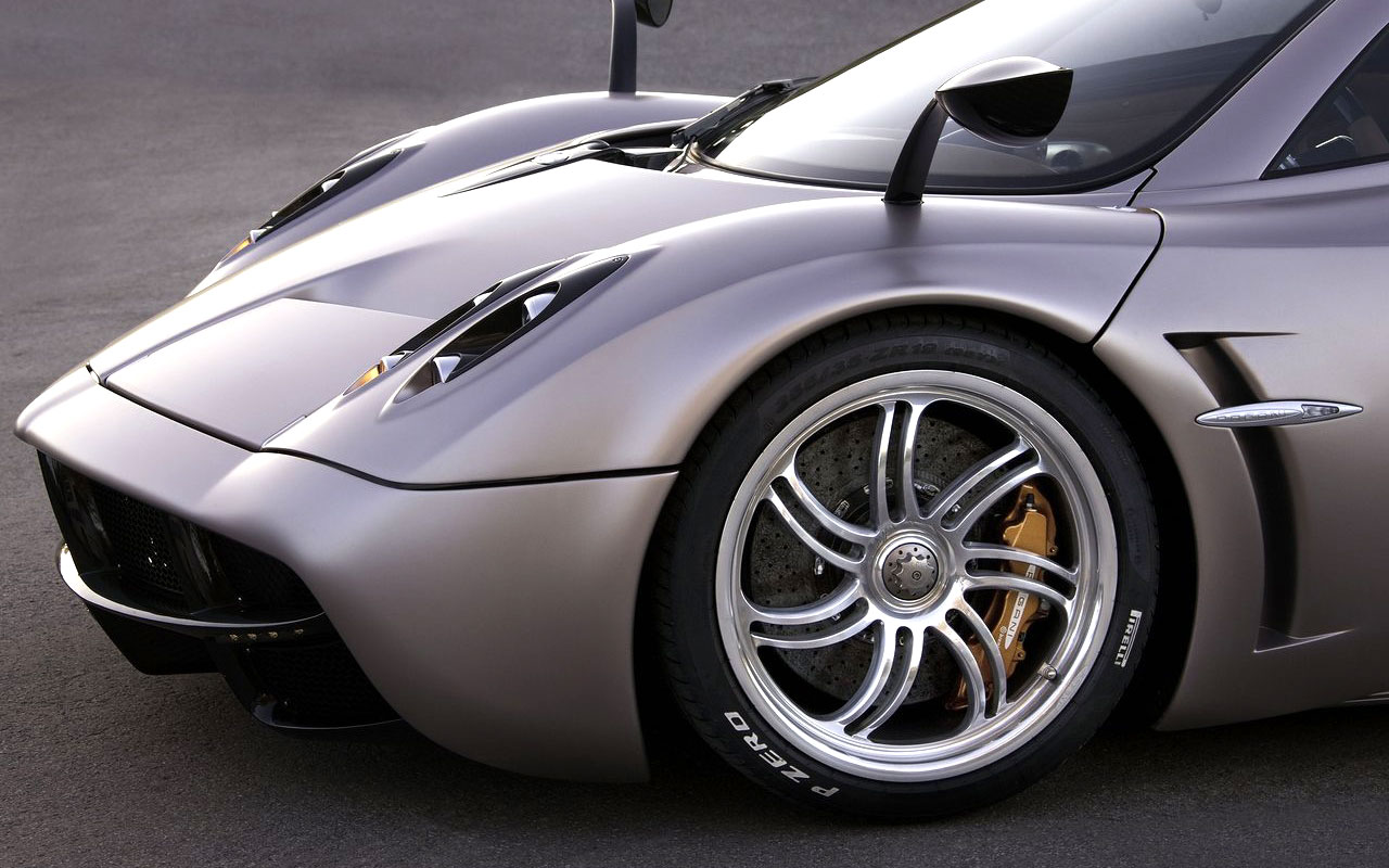 Pagani Huayra Wallpaper 1080p 1280x800