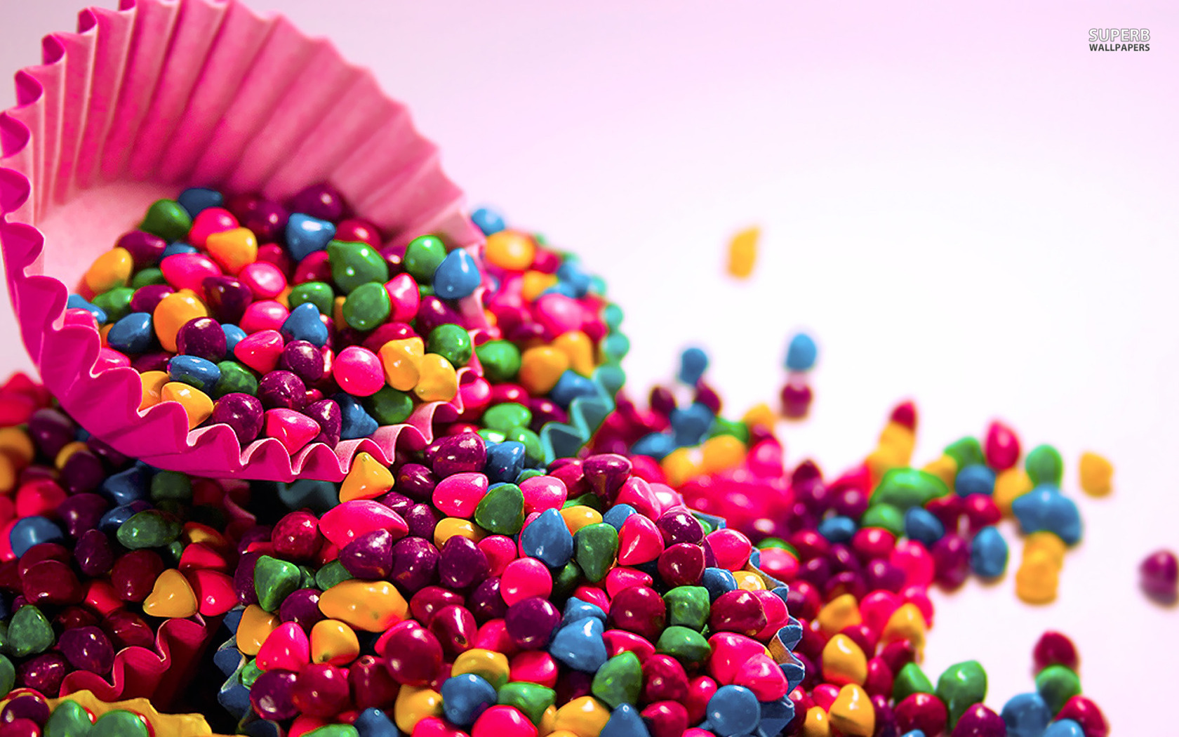Candy Shop Wallpaper Wallpapersafari