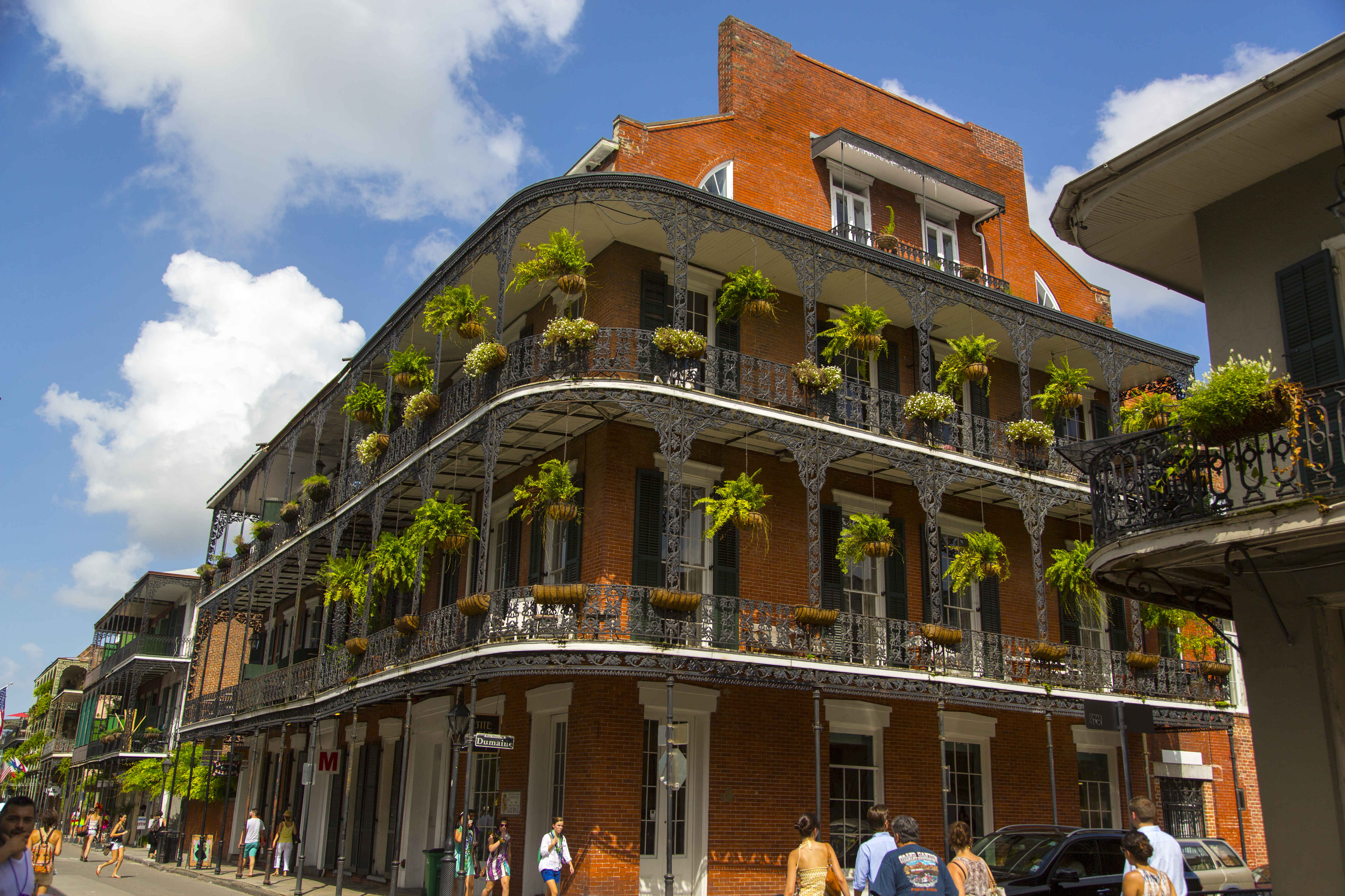 48 hours in New Orleans   Tour West America 5760x3840