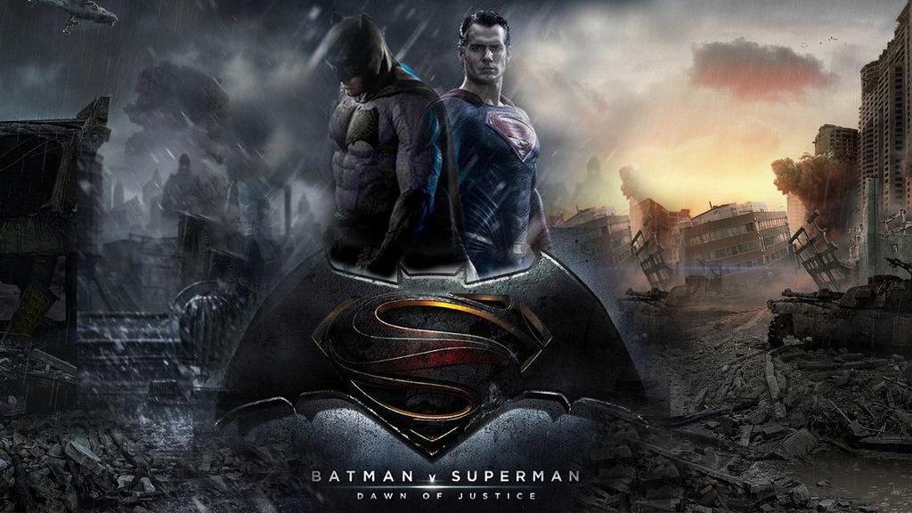 Batman vs Superman Dawn Of Justice Latest Wallpaper   Stylish HD 1024x576