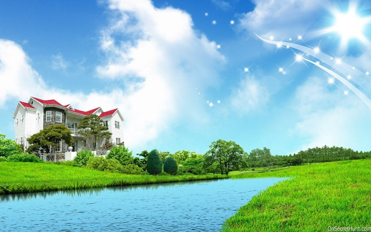 wallpapers dreamhouse - photo #9