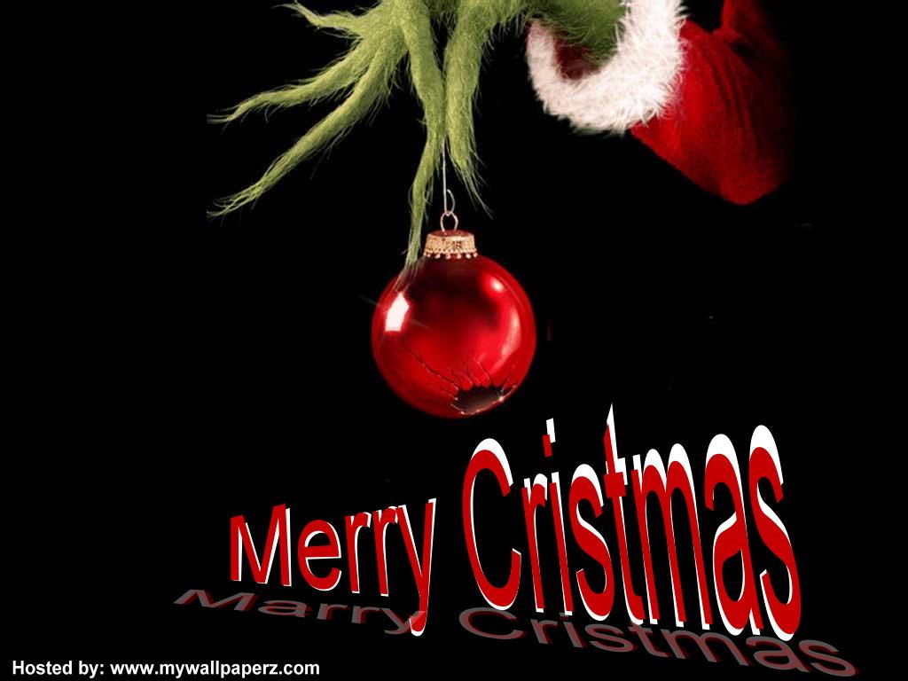 Adorable How the Grinch Stole Christmas Wallpaper   Christmas Cartoon 1024x768