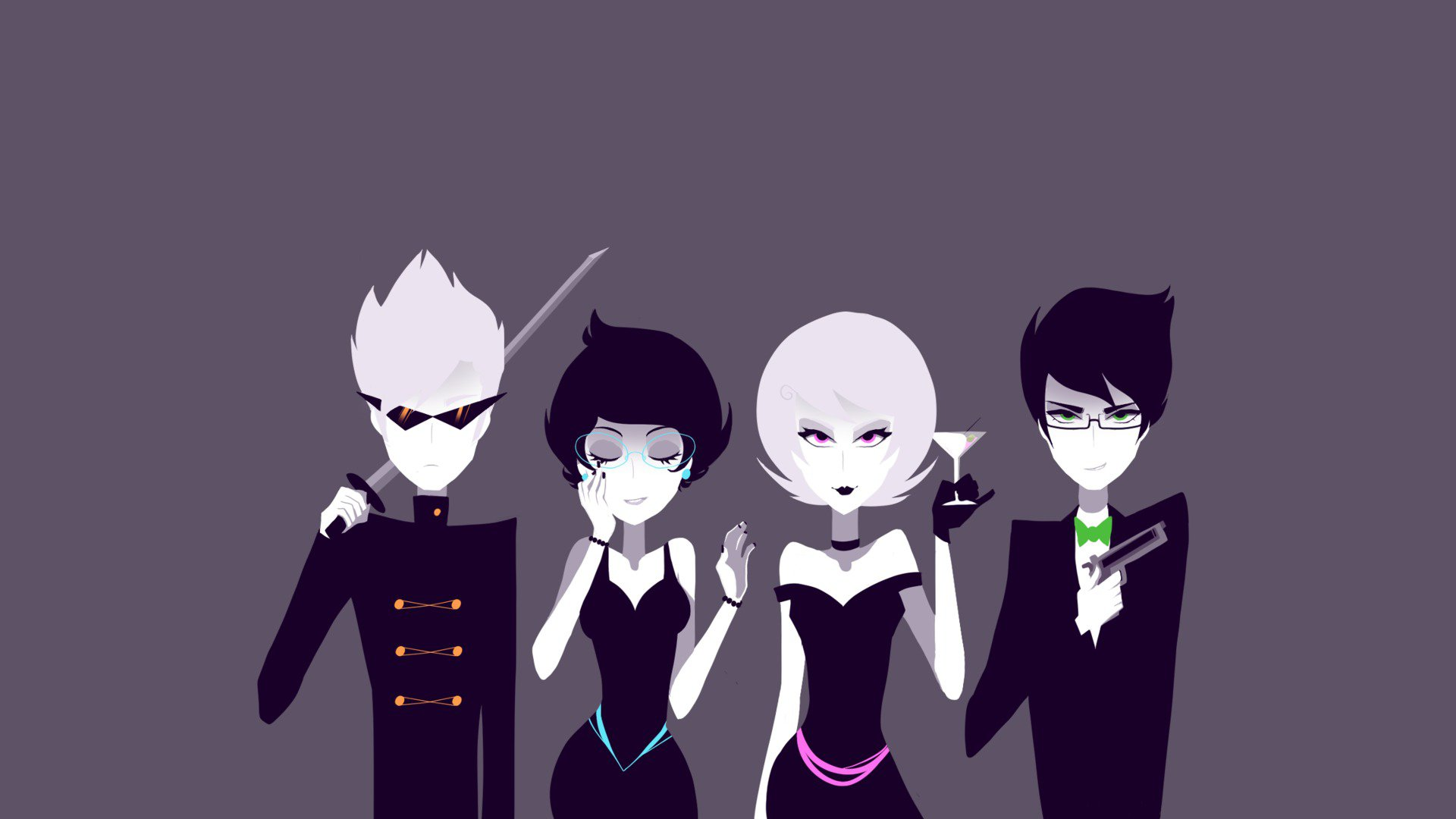 homestuck desktop wallpaper wallpapersafari
