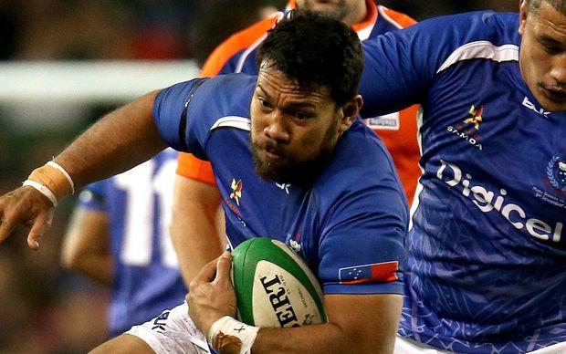 Manu Samoa grow limbs to take on ABs Radio New Zealand News 620x388