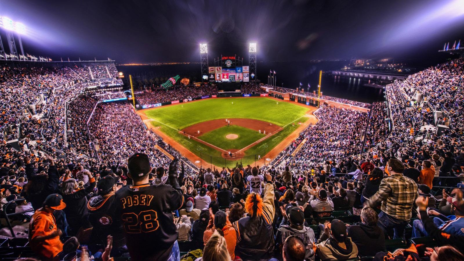 the san francisco giants are a major league baseball mlb team based in 1600x900