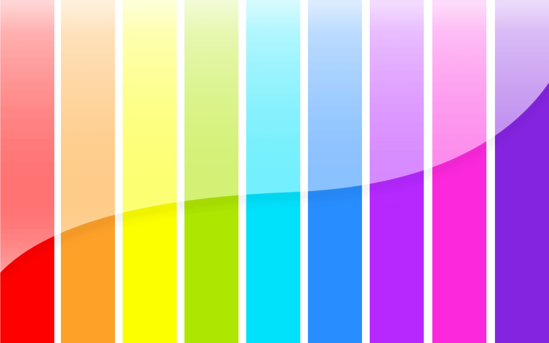 Colorful Stripes Wallpapers 1920x1200