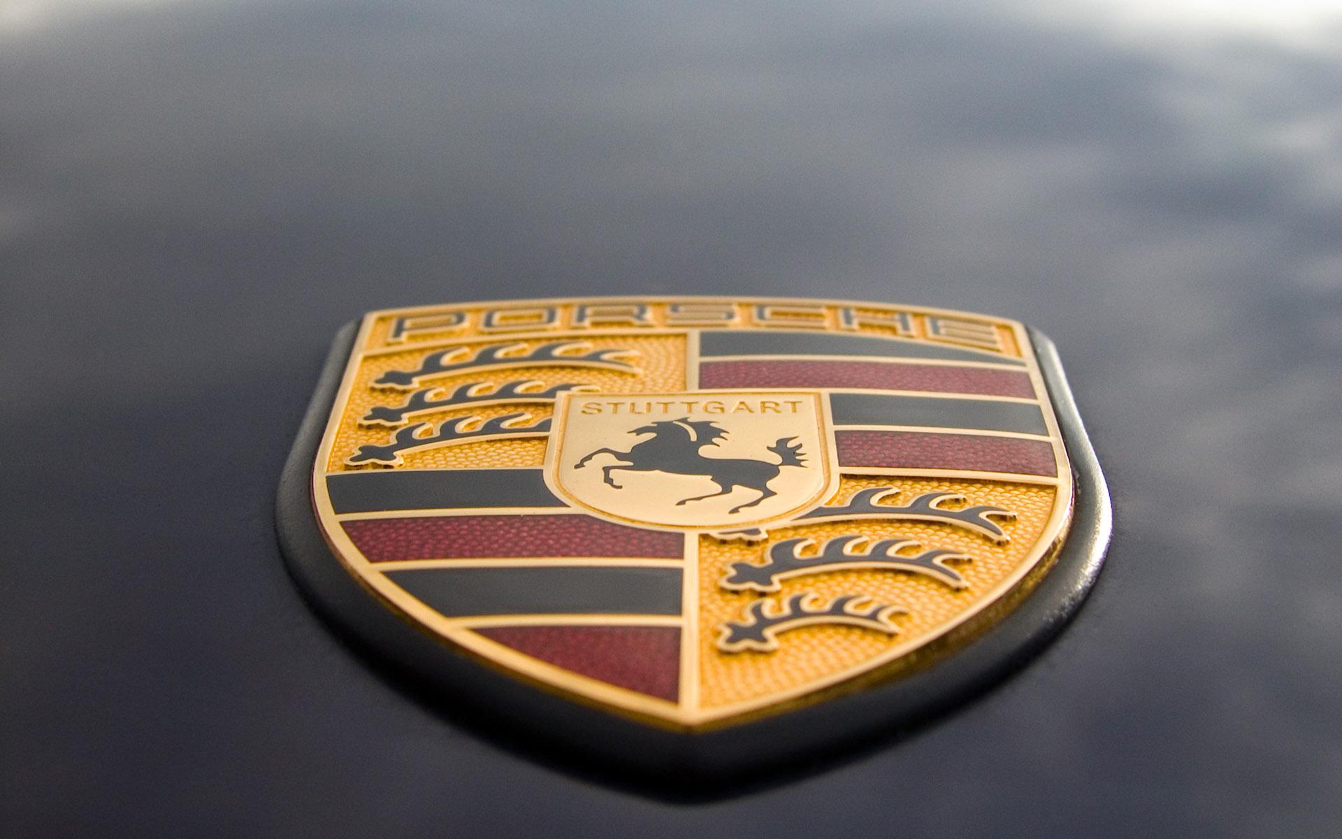 Porsche Logo Wallpapers Pictures Images 1920x1200