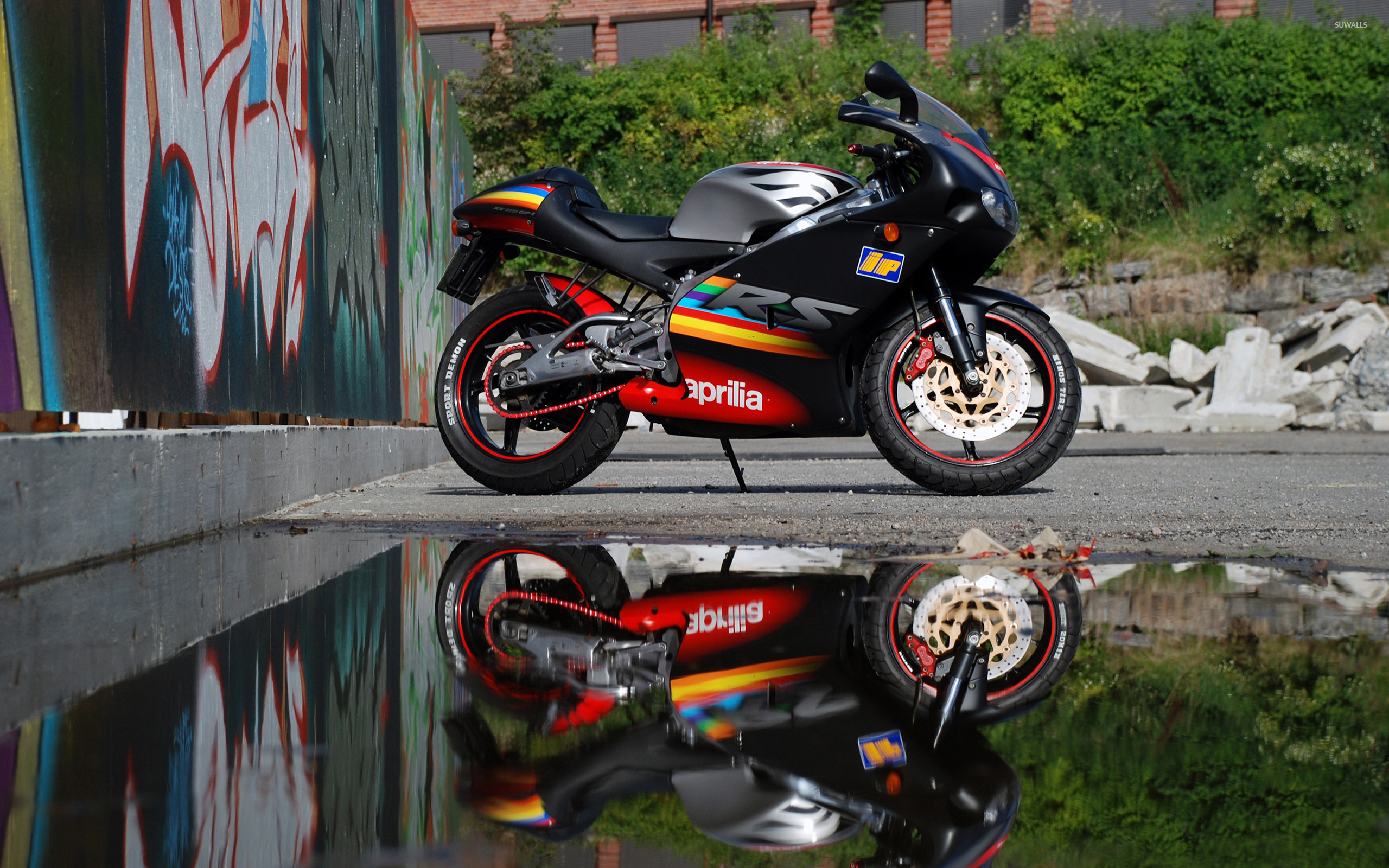 Aprilia RS125 wallpaper   Motorcycle wallpapers   37265 2560x1600