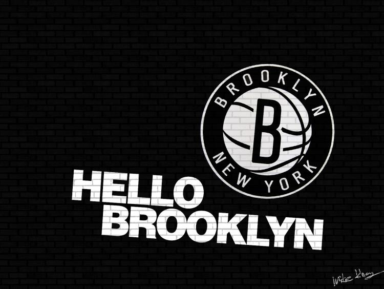 Brooklyn Nets Team Logo Wallpapers 18P 750x564