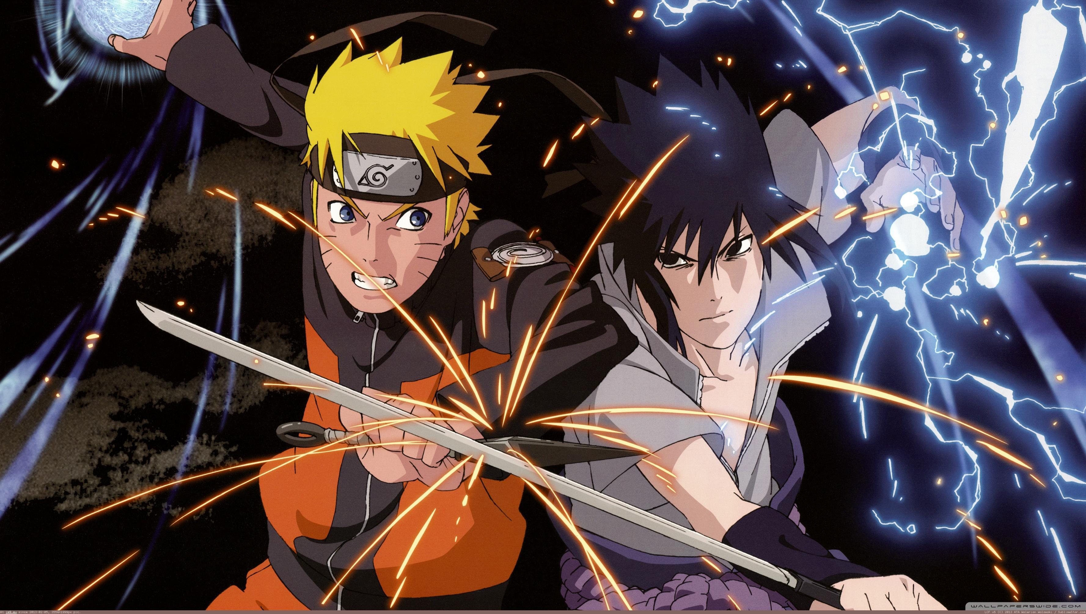 Pics Photos - Naruto Vs Sasuke Wallpaper Naruto Anime ...