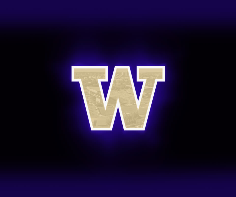 Uw Huskies Logo Wallpaper I will probably do a few more 960x800