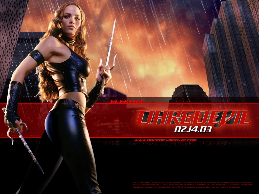 45] Elektra Marvel Wallpaper on WallpaperSafari 1024x768