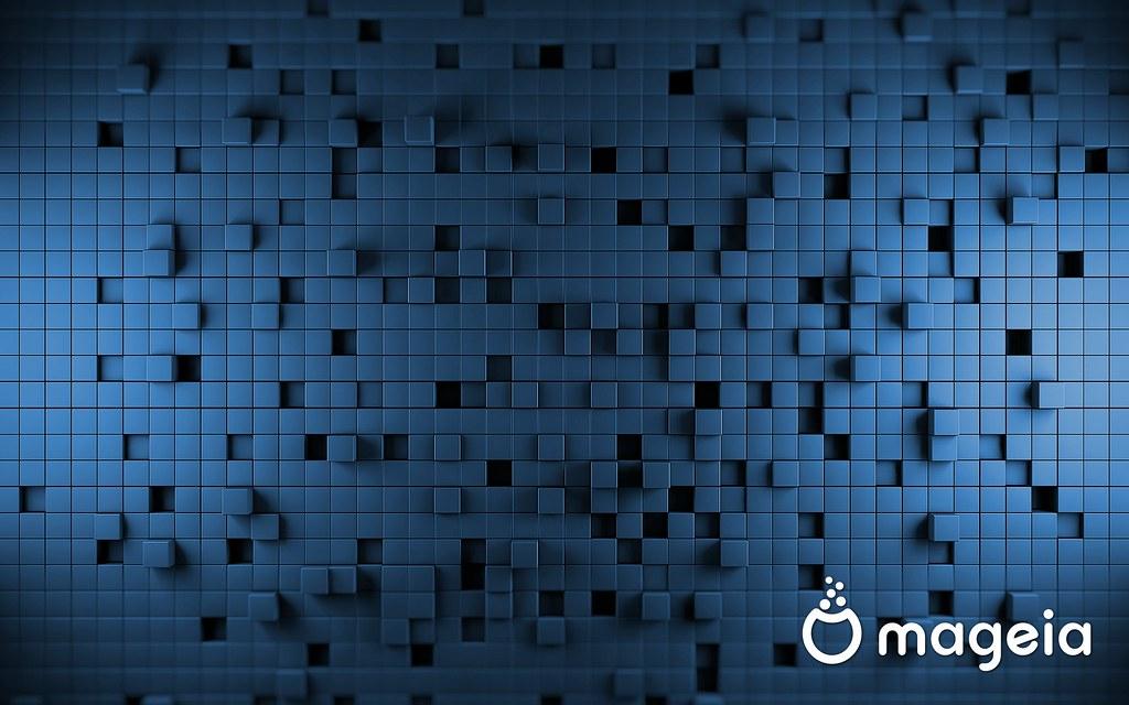 mageia wallpaper white logo luizfernando1995 Flickr 1024x640