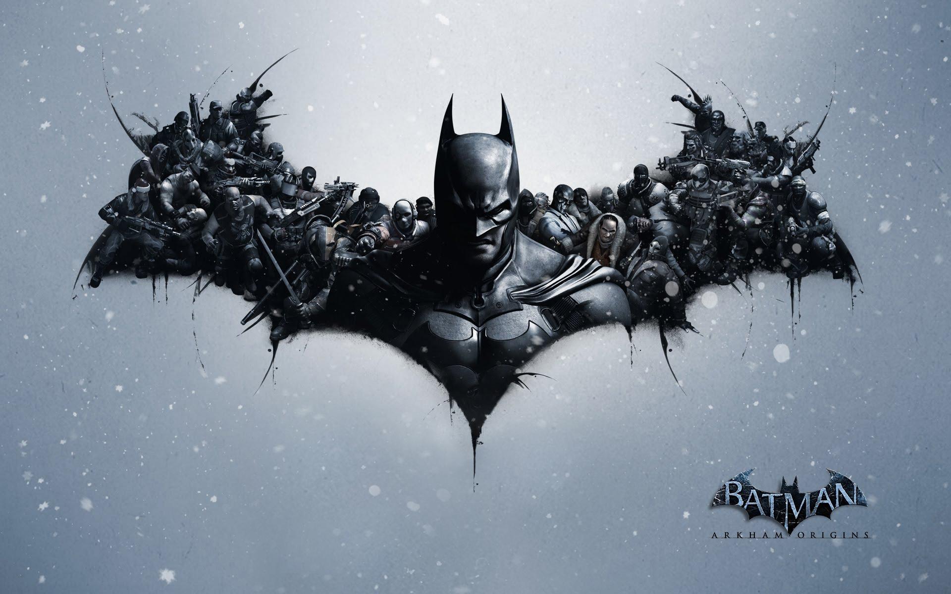 Download Batman Arkham Origins Games HD Wallpapers 5718 Full Size 1920x1200
