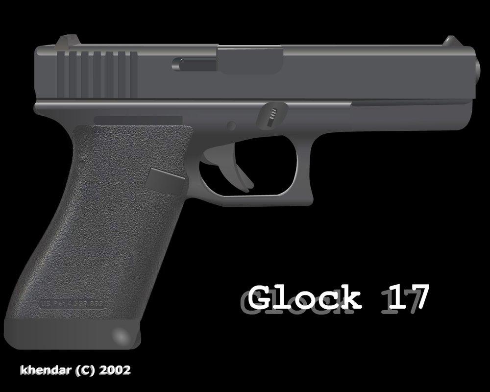 Glock 17 Wallpaper Glock 17 Ver 2 hd Wallpaper 1000x800